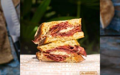 Tulum – Pastrami Sandwich